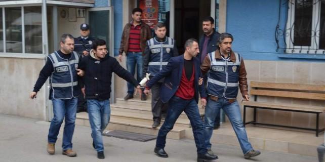Bursa'da nefes kesen operasyon...