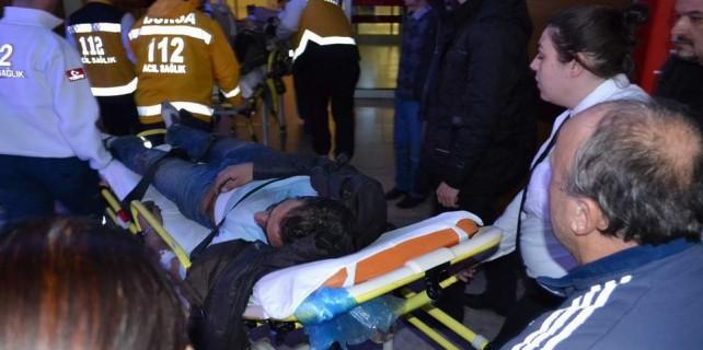Pano faciası: 1 işçi öldü