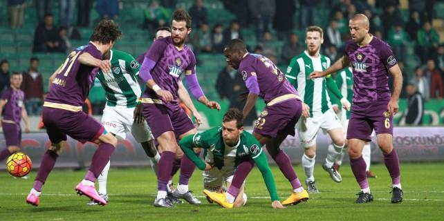 Osmanlı tokadı ilk yarıda nakavt etti! 0-3