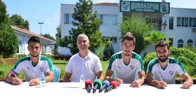 Bursaspor'da ilk istifa geldi...