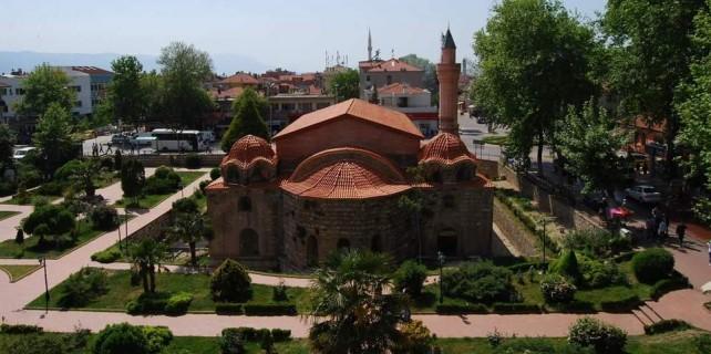 Bursa'da tarihi ayıp...