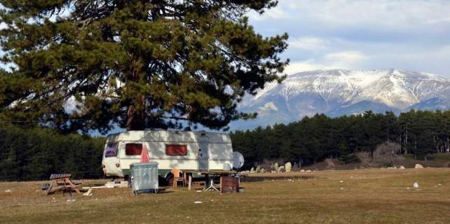 Bursa'nın en güzel ormanlarında bedava kamp imkanı...