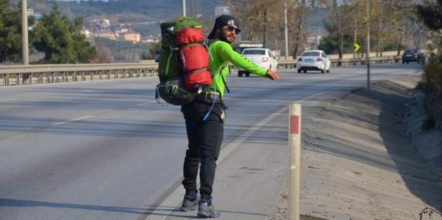Kanserli çocuklar için 1000 kilometre yürüyecek