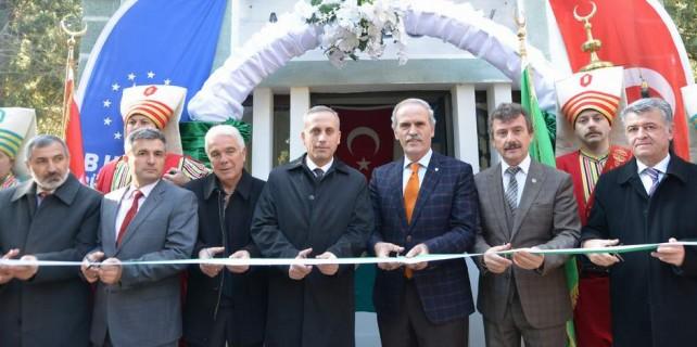 Bursa'da bir eser daha ayağa kaldırıldı...