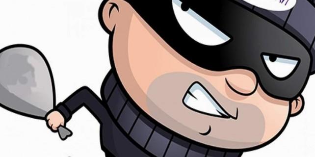 Hırsızlar öyle bir şey çaldı ki...