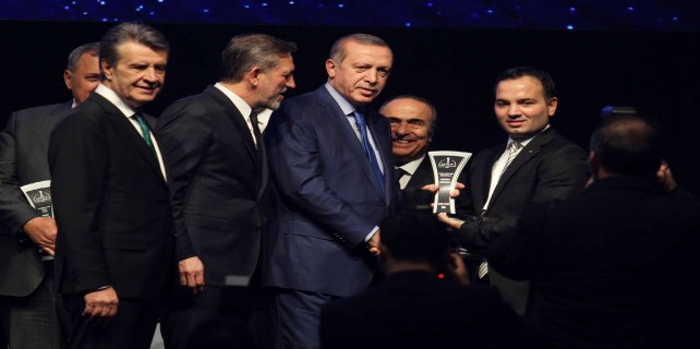 Cumhurbaşkanı Erdoğan, BTSO'nun onur konuğu...