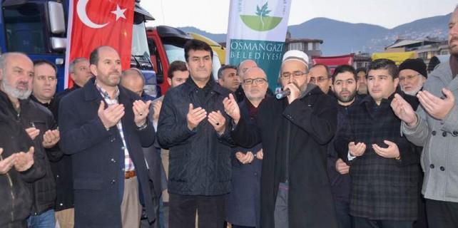 Bursa Bayırbucak Türkleri'ni unutmuyor