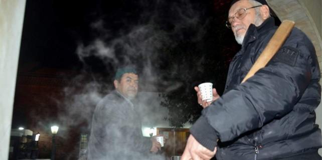 Bursa'da yüzlerce yıldır süren gelenek...
