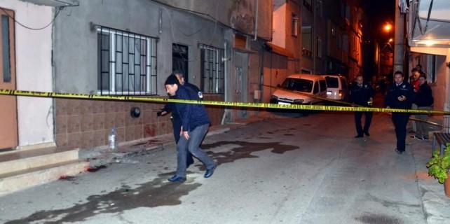 Bursa'da gece kulübünde cinayet...