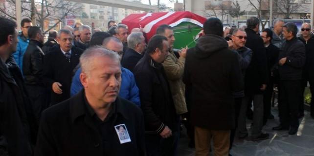 Bursa'nın eski savcısına son görev