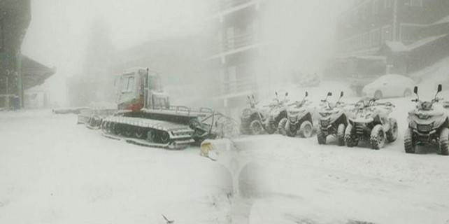Kar Bursa'da etkisini arttırdı...