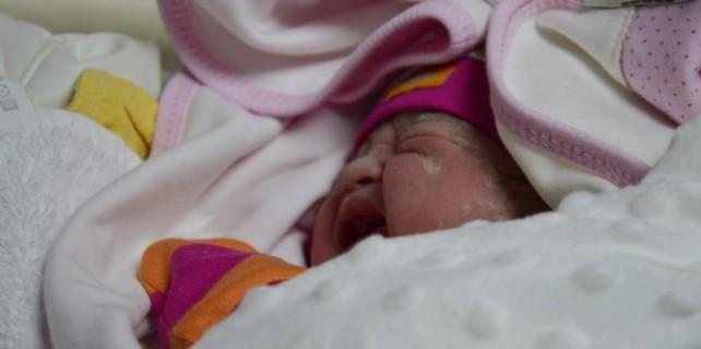 Yeni yılın ilk bebeğine altını Recep Altepe'den