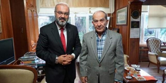 Eski Genelkurmay Başkanı'ndan sürpriz ziyaret..