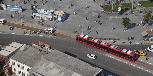 Tarihi belli oldu... Tramvay terminale ne zaman gidecek?