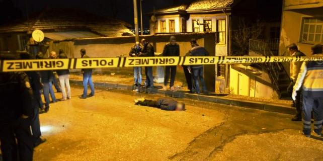Bursa'da esrarengiz cinayet...