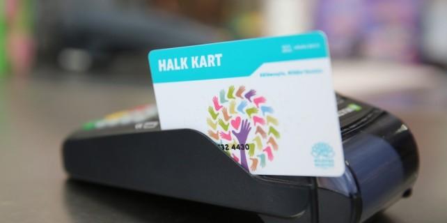 Nilüfer'de halk kart desteği