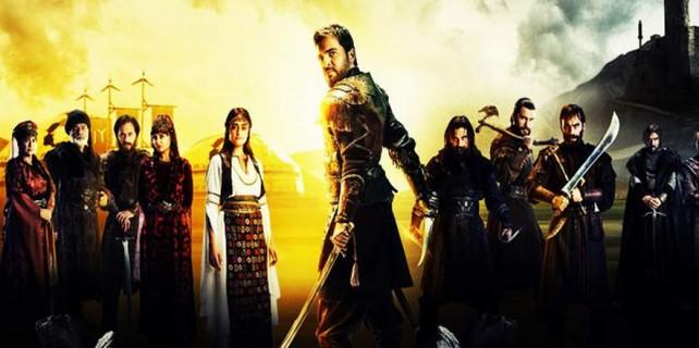 Diriliş Ertuğrul kılıçları Bursa'dan