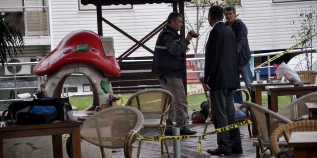 Bursa'da dehşet...Eski nişanlısını vurup intihar etti...