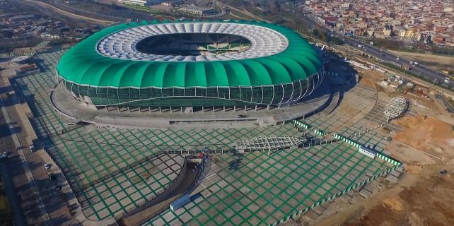 Yeni zaferlerin stadyumu