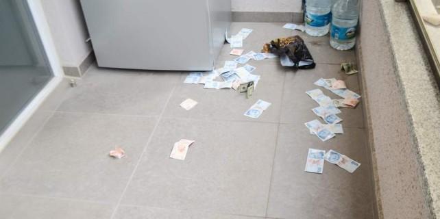 Bursa'da paralar havada uçuştu...Gerçek ise bir süre sonra anlaşıldı...