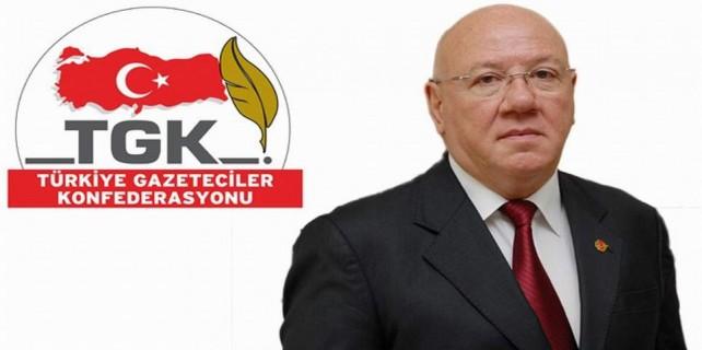 Nuri Kolaylı'dan Basın Bayramı açıklaması...