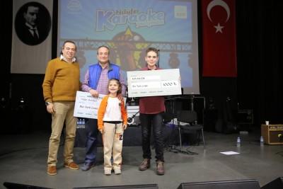 'NİLÜFER KARAOKE YARIŞMASI'NA COŞKU DOLU FİNAL