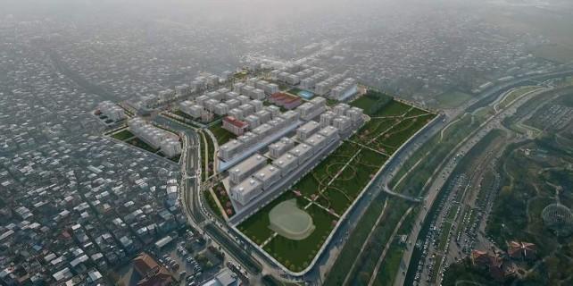 Bursa'da yeni bir kent doğuyor...