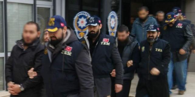 Bursa'da DAEŞ operasyonu...