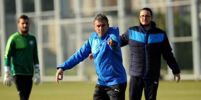 Trabzon maçında Hamza hocanın kozu...