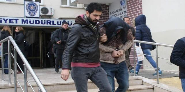 Meydancık'ta büyük uyuşturucu temizliği...
