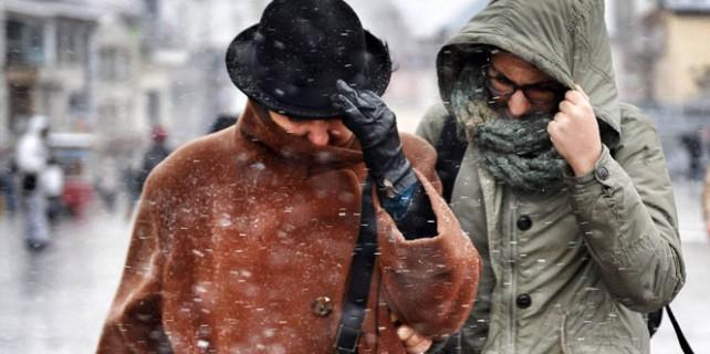 Kritik uyarı...Çok yoğun kar geliyor...