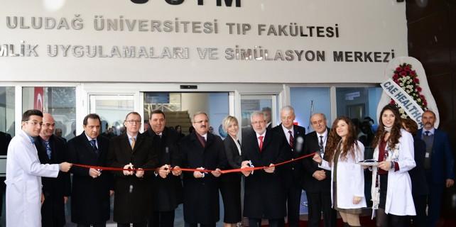 Türkiye'nin ilk İyi Hekimlik Uygulamaları ve Simülasyon Merkezi açıldı