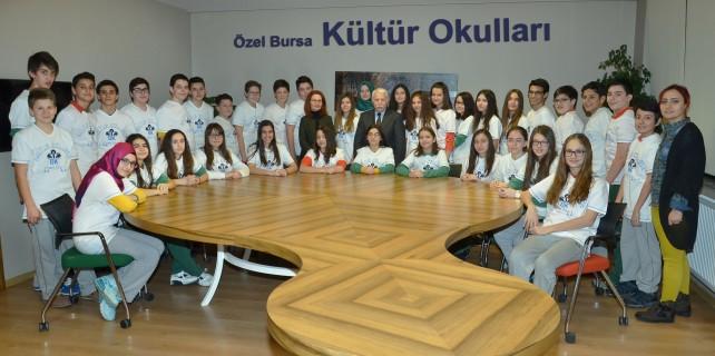 Bursa'nın zirvesinde yine 'Kültür' var...