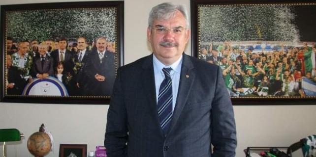 Bursaspor'da şok gelişme...Üyeler Bölükbaşı için ne karar verdi