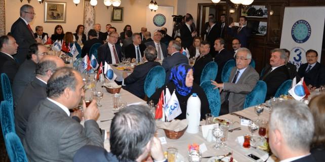 Uludağ Üniversitesi'nden Ankara'da 'Bursa' buluşması