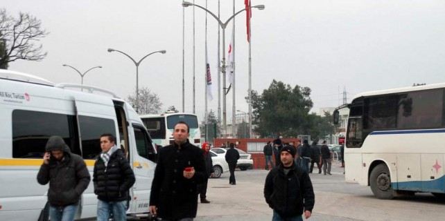 TOFAŞ'TA büyük hüzün...Bayraklar da yarıya indirildi