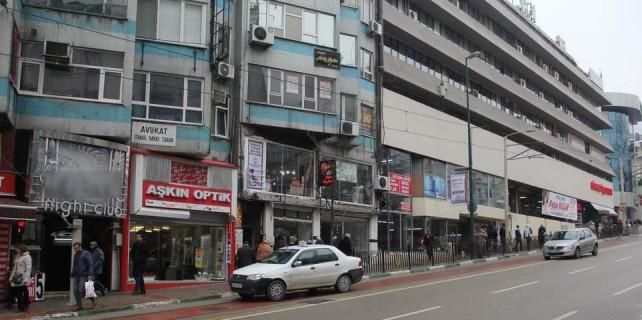 Bursa'da pavyon üstü lise dönemi...