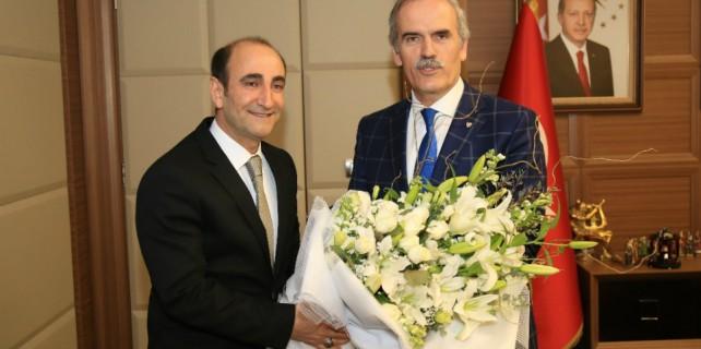''Yıldırım, Bursa'nın cazibe merkezi olacak.''