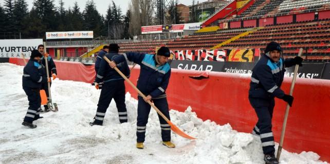 Eskişehir, Bursaspor'a hazırlanıyor