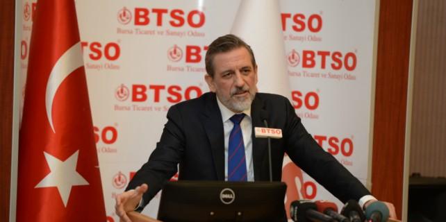 BTSO, Bursa'ya 45 milyon dolar kazandıracak...