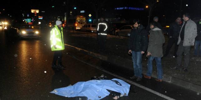 Ehliyetsiz sürücüyle gelen ölüm