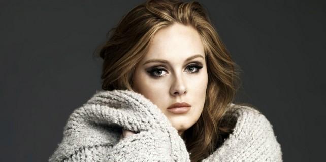 Adele'den rap performansı...