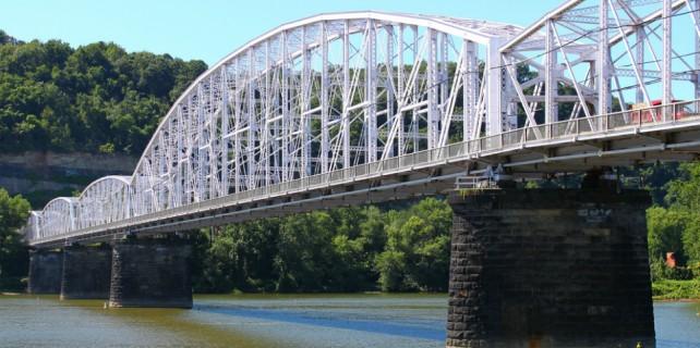 107 Yıllık köprü yerle bir oldu...