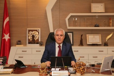 Başkan Mustafa Bozbey