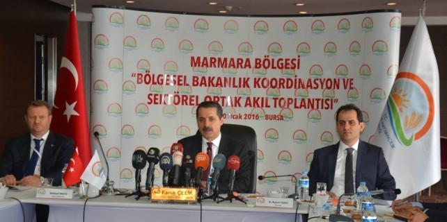 Bursa'da 'Ortal Akıl' toplantısı...