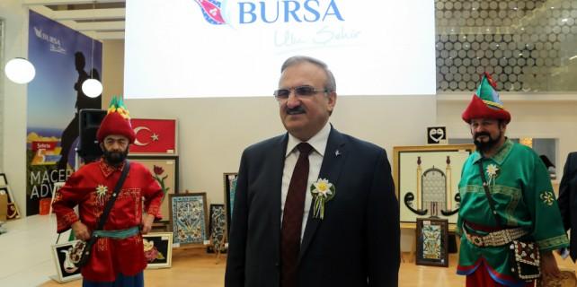 Bursa'ya bir ödül de EMİTT'ten
