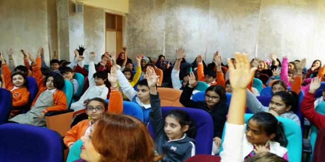 Okullarda 'Gürültü Kirliliği' eğitimi