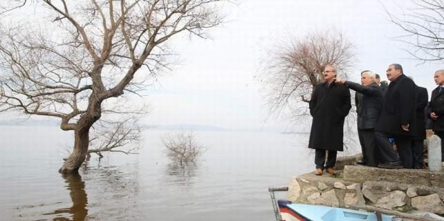 Gölyazı için radikal karar