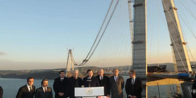 İşte yeni köprünün açılış tarihi...