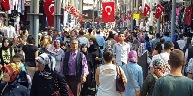Bursa'ya bir yılda kaç kişi göç etti?